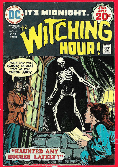 Image for Witching Hour (1969 DC) #47