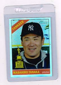 Image for 2015 Topps Heritage Masahiro Tanaka #350 Color Swap Variation SP Yankees