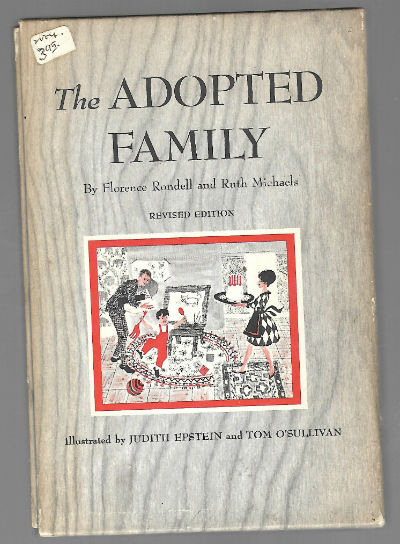 Image for The Adopted Family Book 1 and 2