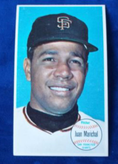 Image for 1964 Topps Juan Marichal #37 Baseball Card