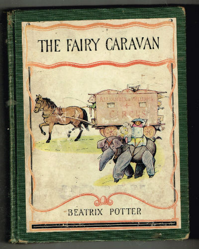 Image for The Fairy Caravan