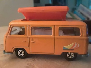 Image for Matchbox Sjperfast Volkswagen Camper #23