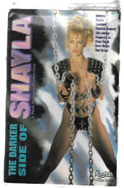 Image for The Darker Side of Shayla (1993)