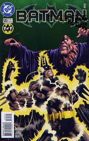Image for BATMAN #535A   1996,Oct. |  VOLUME 1 |  DC