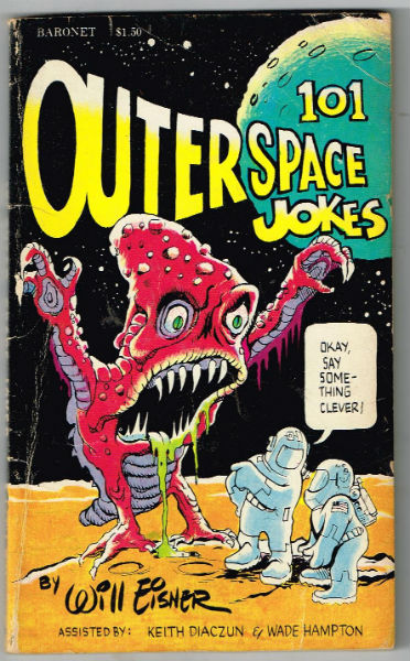 Image for 101 Outer Space Jokes by Will Eisner