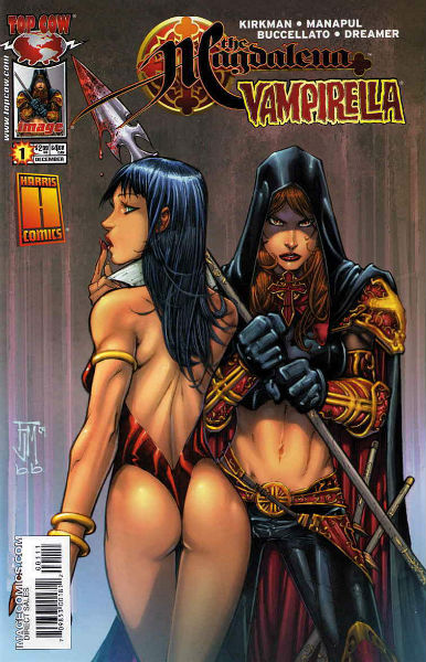 Image for Magdalena Vampirella (2004 2nd One Shot)