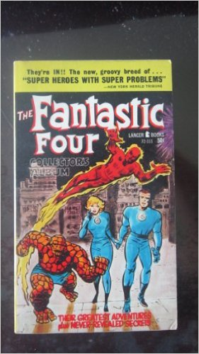 Image for The Fantastic Four collector's Item