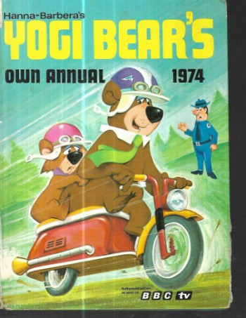 Image for Yogi Bear's own annual 3 Volumes (1974,75,76)