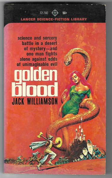 Image for Golden Blood
