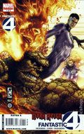 Image for Dark Reign Fantastic Four (2009) #1A