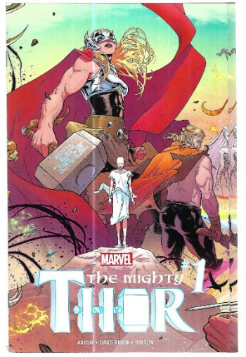 Image for The Mighty Thor #1