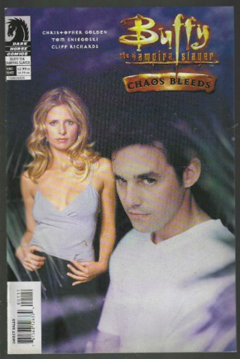 Image for Buffy the Vampire Slayer:Chaos Bleeds (Variant