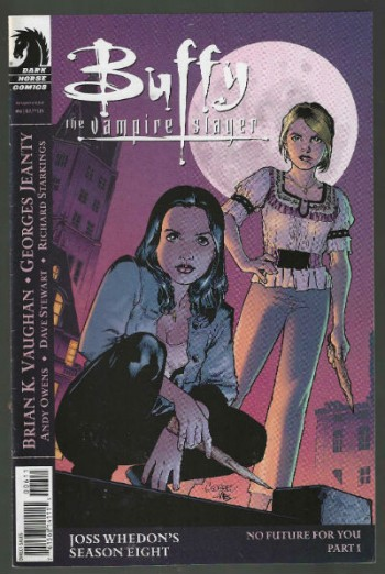 "Image for Buffy the Vampire Slayer: Season Eight #6 ""no future for you pt.1"""
