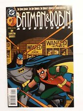 Batman and Robin Adventures 1 thru 20