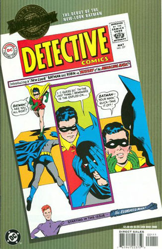 Image for Millennium Edition: Detective Comics #327  One-Shot (2000) DC Comics