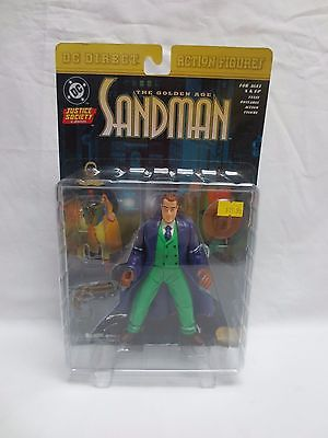 Image for The Golden Age of Sandman Justice Society America JSA DC Direct Action Figure