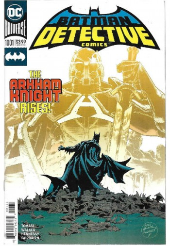 Image for Detective comics #1001