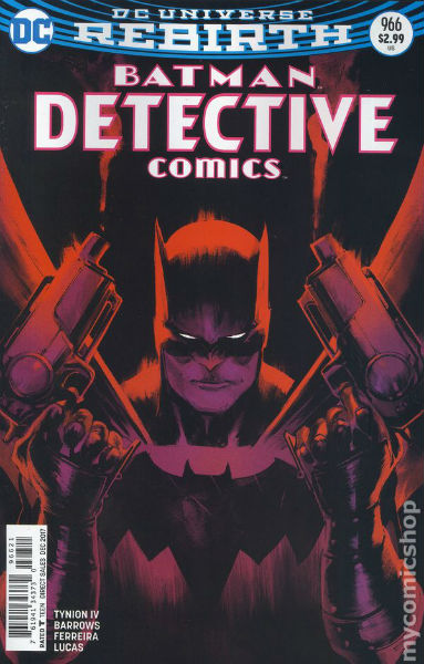 Image for Detective Comics (2016) #966B