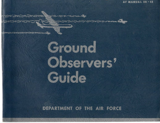 Image for Ground Observers' Guide