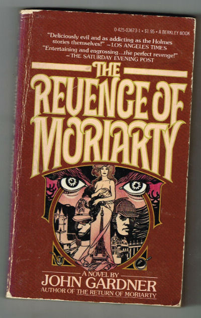 Image for The Revenge of Moriarty