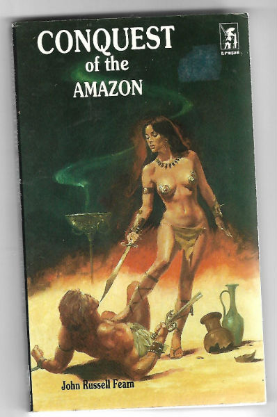 Image for Conquest of the Amazon