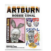 Image for Artburn by Guerrilla poster artist Robbie Conal