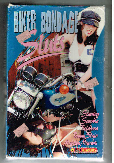 Image for Biker Bondage sluts on VHS