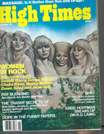 Image for High Times ;Nov.1979