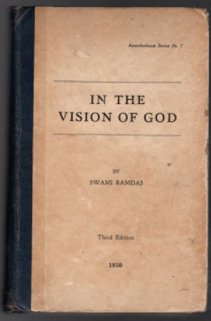In the Vision of God:Anandashian no.7