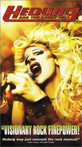 Image for Hedwig and the Angry Inch2000  R  by John Cameron Mitchell and Miriam Shor  VHS Tape