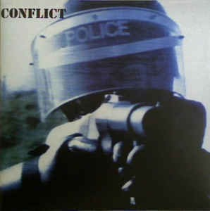 Image for  Conflict  – The Ungovernable Force