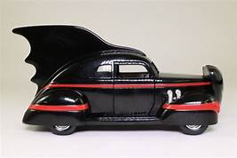 Image for Corgi 1940s Batman Batmobile Classic 1:24