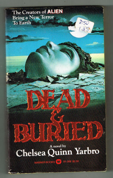Image for Dead & Buried-signed by author-1983