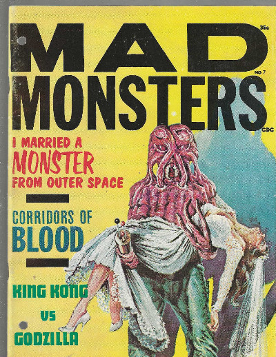 Image for Mad Monsters #7
