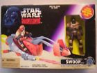 Image for STAR WARS SHADOWS OF THE EMPIRE SWOOP VEHICLE w/FIGURE MIB