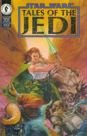 Image for STAR WARS: TALES OF THE JEDI #5    Feb.1994 | VOLUME 1 | DARK HORSE