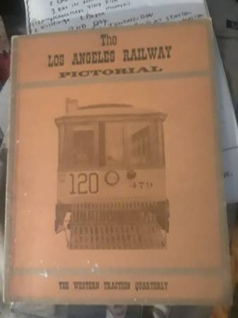 Image for the Los Angeles railway pictorial