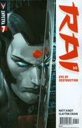 Image for Rai (2015 Valiant) #7A
