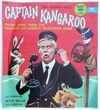 Image for CAPTAIN KANGAROO / Bob Keeshan sings CAP. K THEME SONG on 78