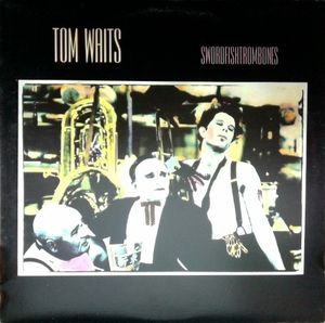 Image for Tom Waits ‎– Swordfishtrombones  Label:  Island Records ‎– 79 00951  Format:  Vinyl, LP, Album  Country:  Canada  Released:  1983  Genre:  Jazz, Rock  Style:  Blues Rock, Lounge, Jazz-Rock