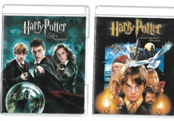 Image for 6DVD's Blue-Ray editions;Harry Potter