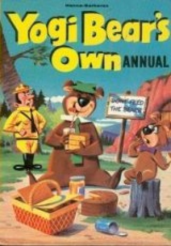 Image for YOGI BEAR'S OWN ANNUAL 1964 Very Good World Distributors 1963 Hanna Barbera