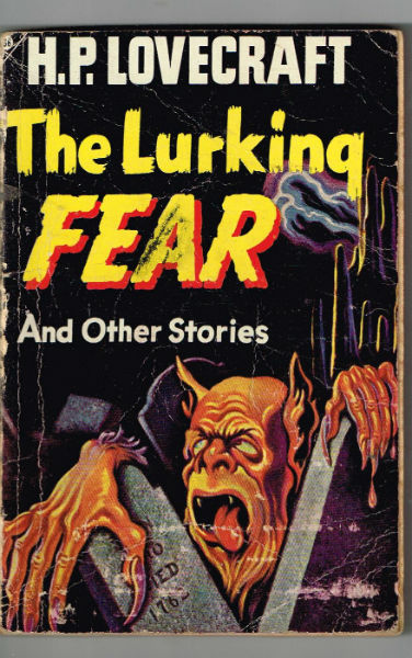 Image for The Lurking Fear and other stories