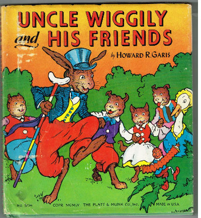 Image for Uncle Wiggly and his friends