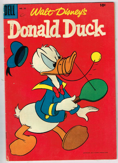 Image for DONALD DUCK #50     1956,Nov.-Dec. |   VOLUME 1 |   DELL
