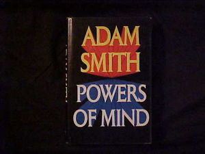Image for Powers of Mind by Adam Smith (1975, Hardcover) FIRST EDITION Nonfiction Book