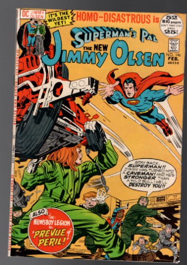 Image for Superman's Pal Jimmy Olse #146