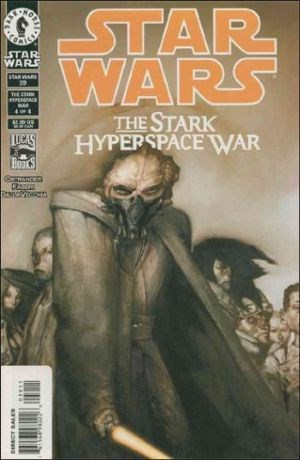 "Image for STAR WARS REPUBLIC #39;#4 of 4;""The Stark Hyperspace war.  2002,Feb.