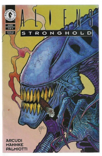 Image for Aliens:Stronghold #3 of 4