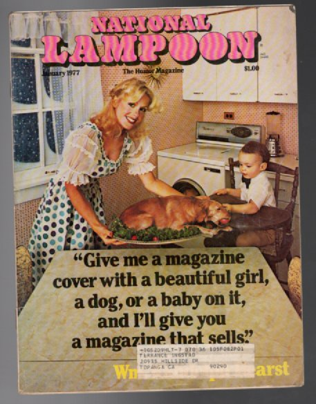 Image for National Lampoon:January,1977